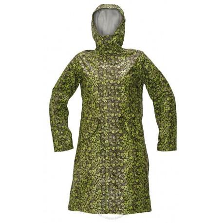 YOWIE LADY esőkabát barna/zöld