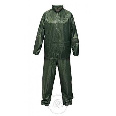 FF BE-06-002 eső öltöny zöld