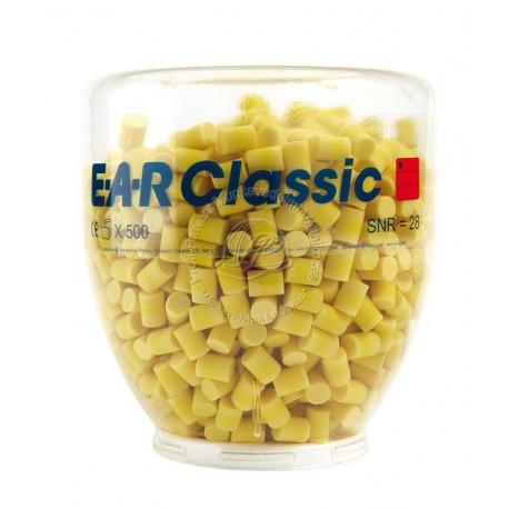 3M PD-01-001 EAR CLASSIC ONE TOUCH FÜLDUGÓ BUBORÉK (500 pár/DOBOZ)