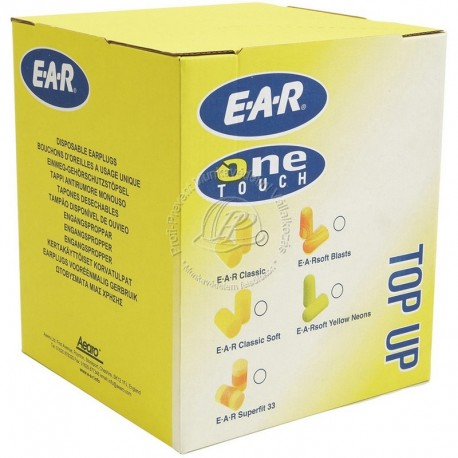 3M PD-01-009 EAR CLASSIC TOP UPFÜLDUGÓ UTÁNTÖLTŐ (500 pár/DOBOZ)