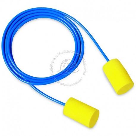3M EAR CLASSIC SOFT ZSINÓROS FÜLDUGÓ SNR 36DB (200 pár/DOBOZ)
